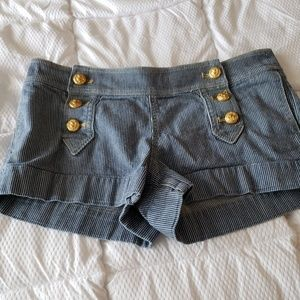 VERY GOOD CONDITION JUICY COUTURE SHORTS SIZE 28